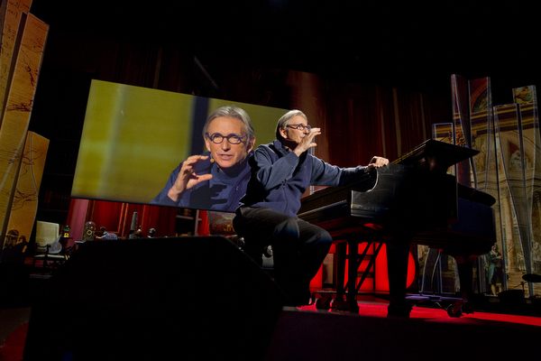 MTT at TED